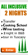 3 nights in tuscany